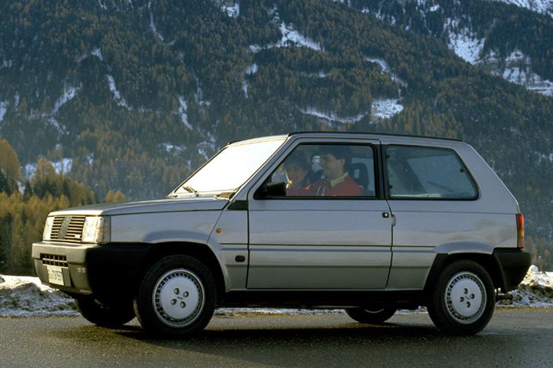 Fiat Panda 1100 4x4