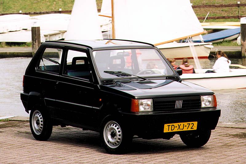 Fiat Panda 900 i