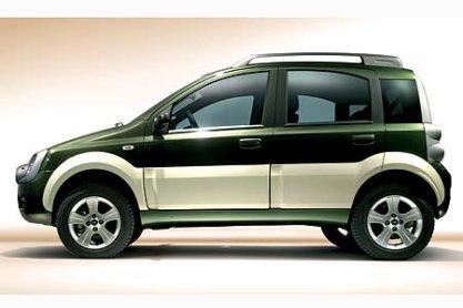 Fiat Panda SUV