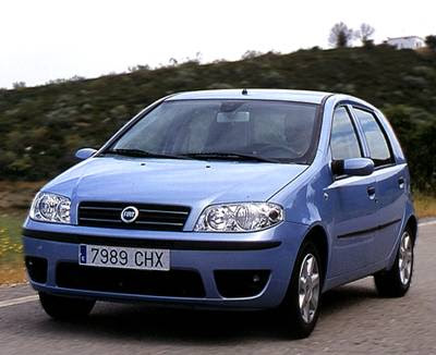 Fiat Punto 1.2 Dynamic Automatic
