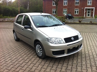 Fiat Punto 1.2 Natural Power