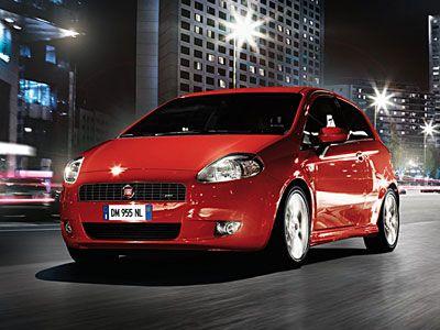 Fiat Punto 1.3 JTD Dynamic
