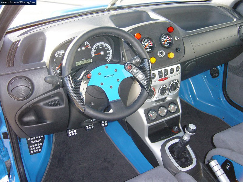 Fiat Punto 1.8 HGT