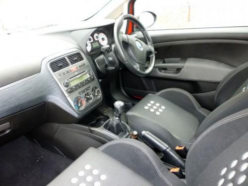 Fiat Punto 1.9 D (3 dr)