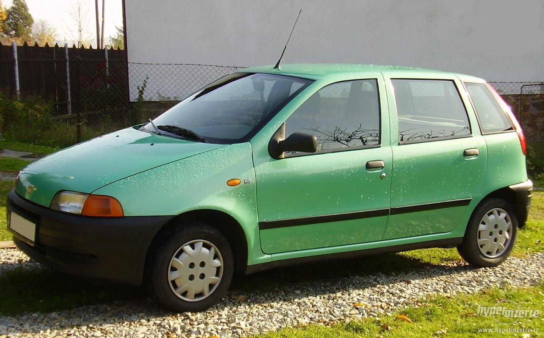 Fiat Punto 60 SX 1.2