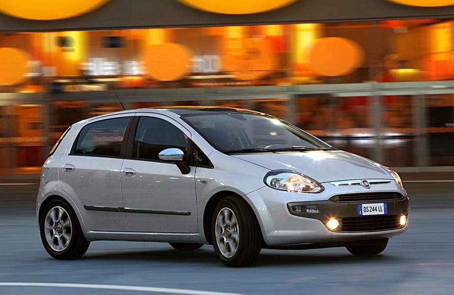 Fiat Punto Evo 1.2