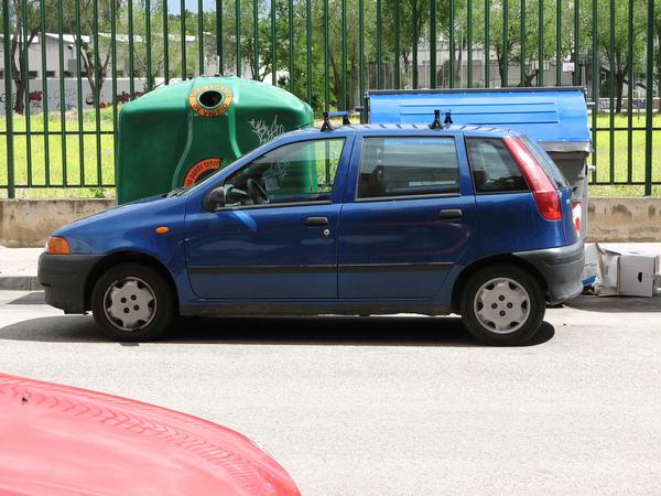 Fiat Punto TD SX