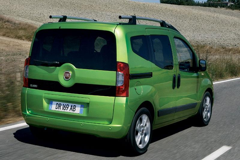 Fiat Qubo 1.3 Multijet