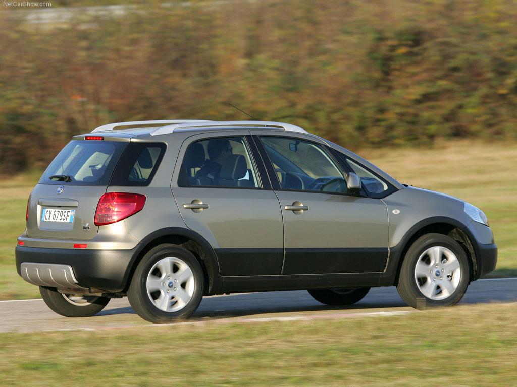 Fiat Sedici 1.6