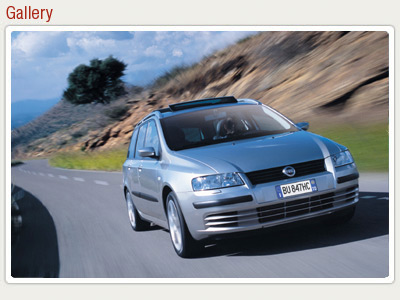 Fiat Stilo Multi Wagon 1.4