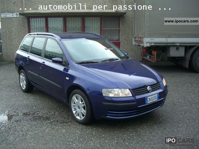 Fiat Stilo Multi Wagon 1.9 JTD Dynamic