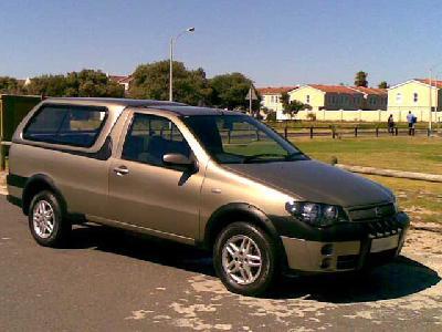 Fiat Strada 1.6 EL
