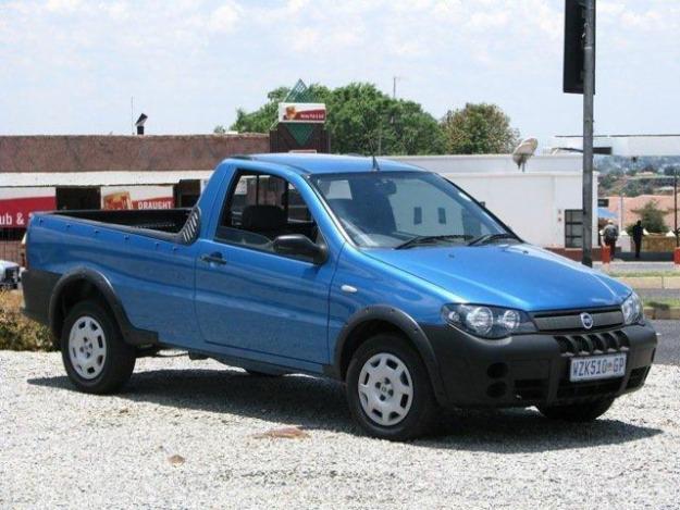 Fiat Strada 1.7 TD