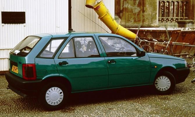 Fiat Tipo Turbo DSX