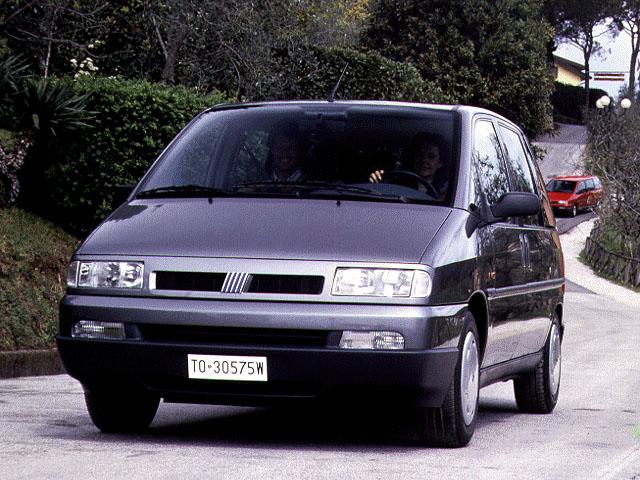 Fiat Ulysse 1.9 D