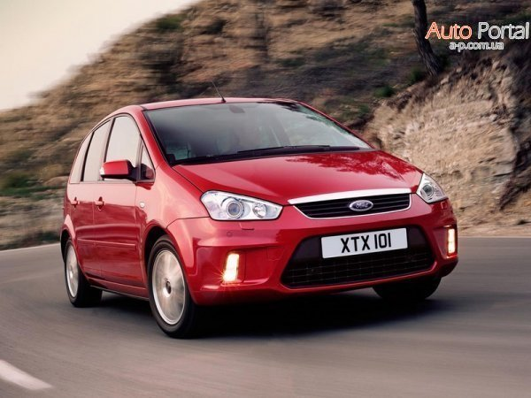 Ford C-Max 1.6 MT Ambiente