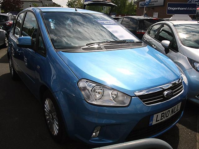 Ford C-Max 2.0 MT Titanium