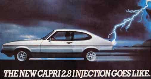 Ford Capri 2.8i Special