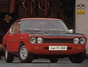 Ford Capri 2600 GT