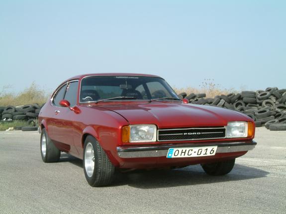 Ford Capri III 1.6