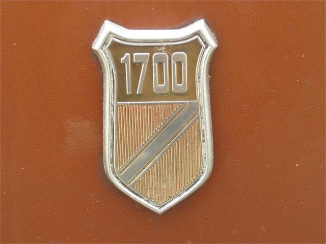 Ford Consul 1700