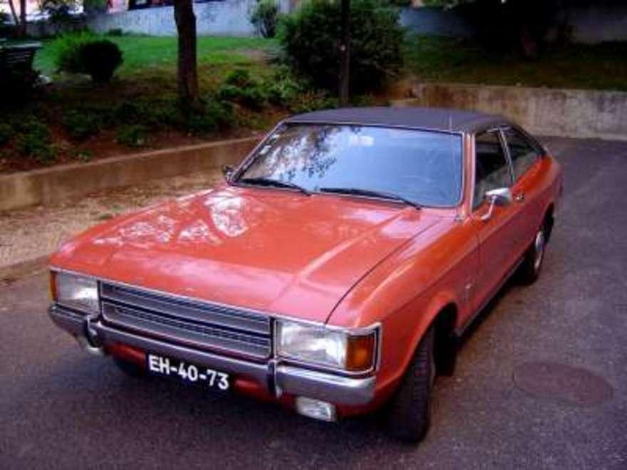 Ford Consul 2000
