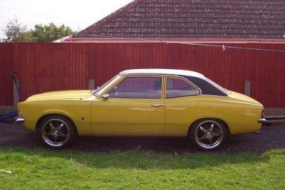 Ford Cortina