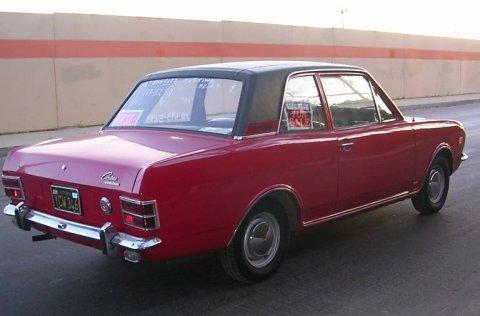 Ford Cortina 1600