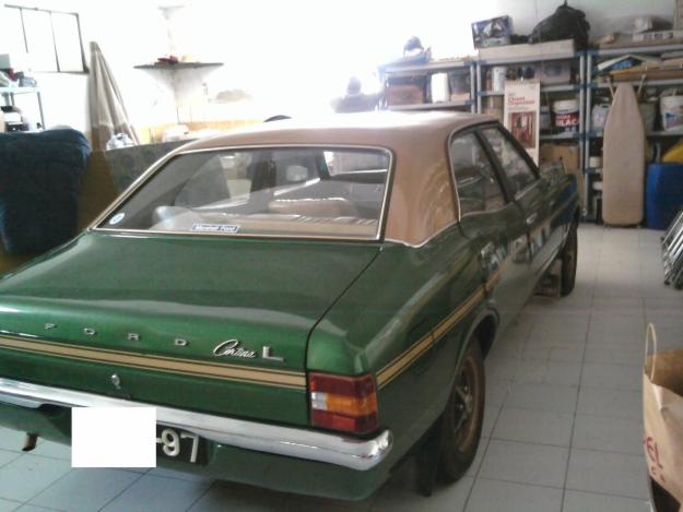 Ford Cortina 1600 LS Estate