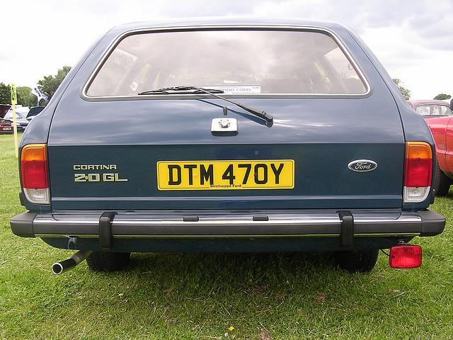 Ford Cortina 2.0 Estate
