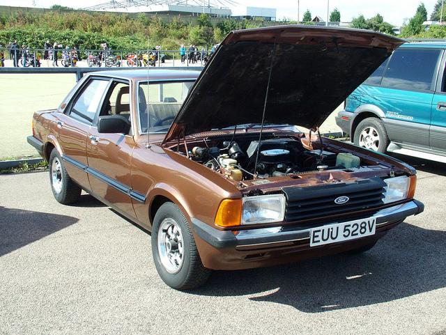 Ford Cortina 2.3