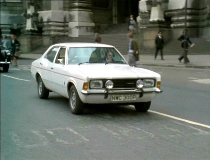 Ford Cortina 2000 GT