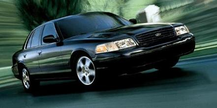 Ford Crown Victoria Natural Gas
