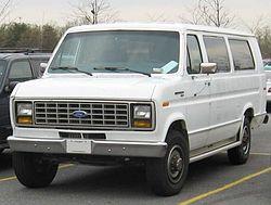 Ford E-250