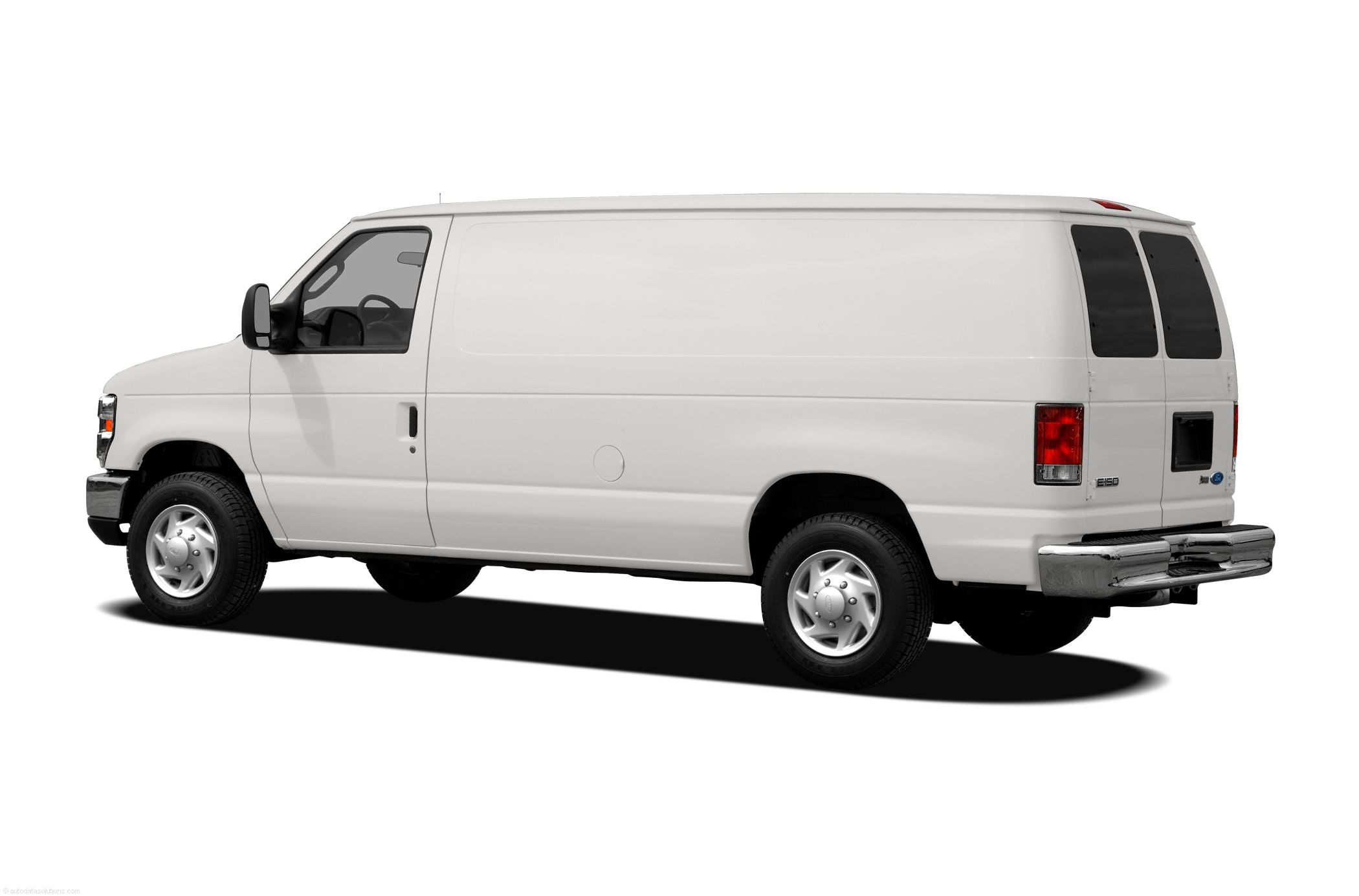 Ford E-350 Super Duty Van