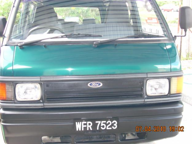 Ford Econovan 1.4