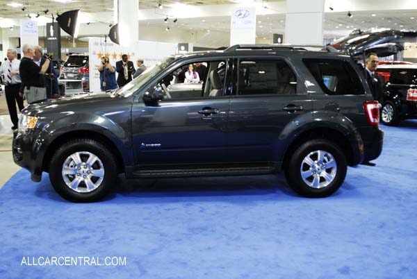 Ford Escape Hybrid Limited