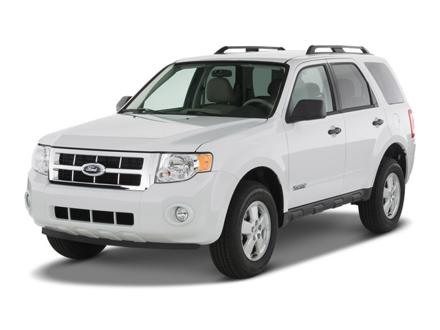 Ford Escape XLT 3.0 4WD
