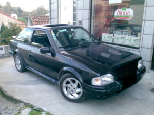 Ford Escort 1.6 D Wagon