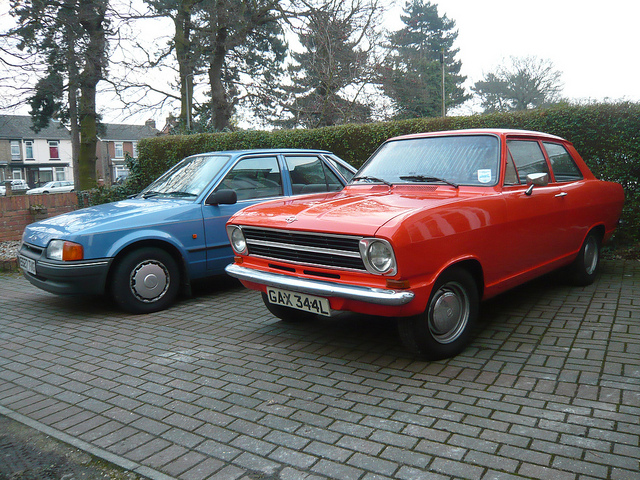 Ford Escort 1.6 GL