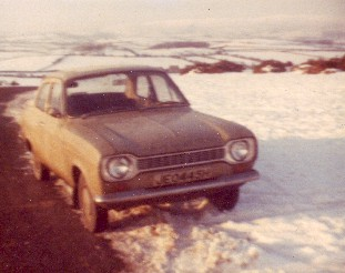 Ford Escort 1100 Popular