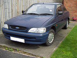 Ford Escort 1.3