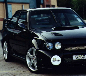 Ford Escort 1.6 RS Turbo