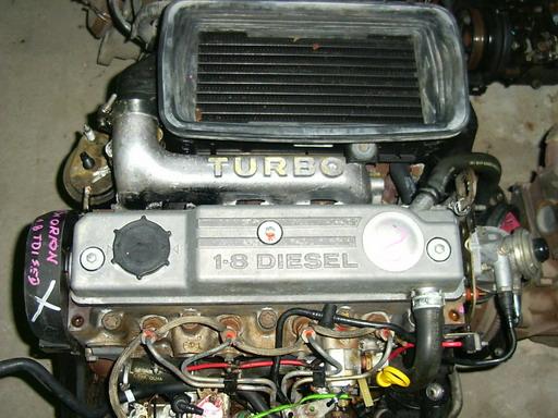 Ford Escort 1.8 TD