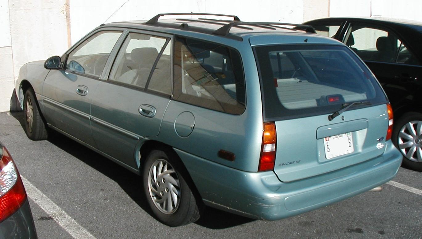 Ford Escort Wagon