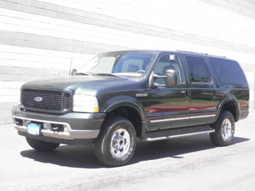 Ford Excursion 4x4 Limited 6.8