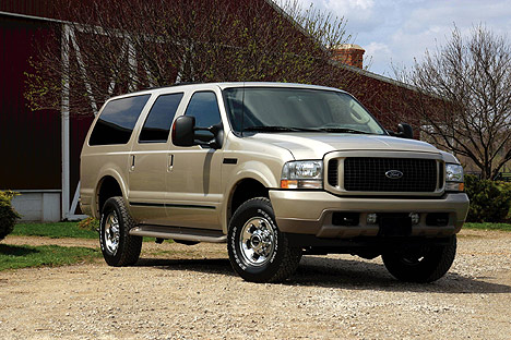 Ford Excursion 7.3 TD