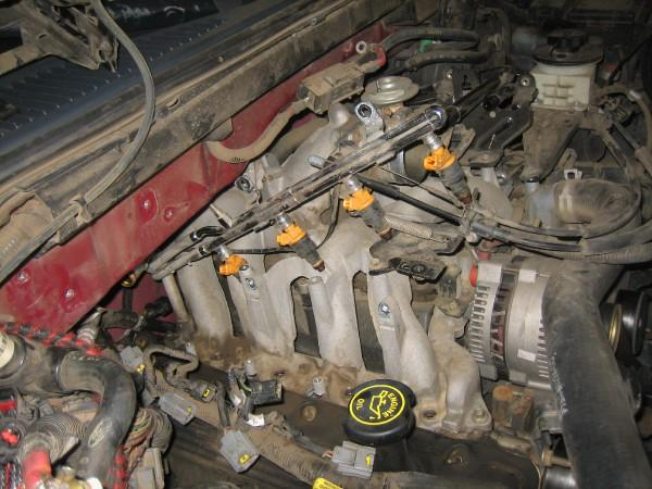 Ford Expedition 5.4