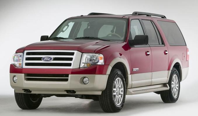 Ford Expedition EL Eddie Bauer 4x4