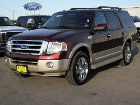 Ford Expedition EL King Ranch